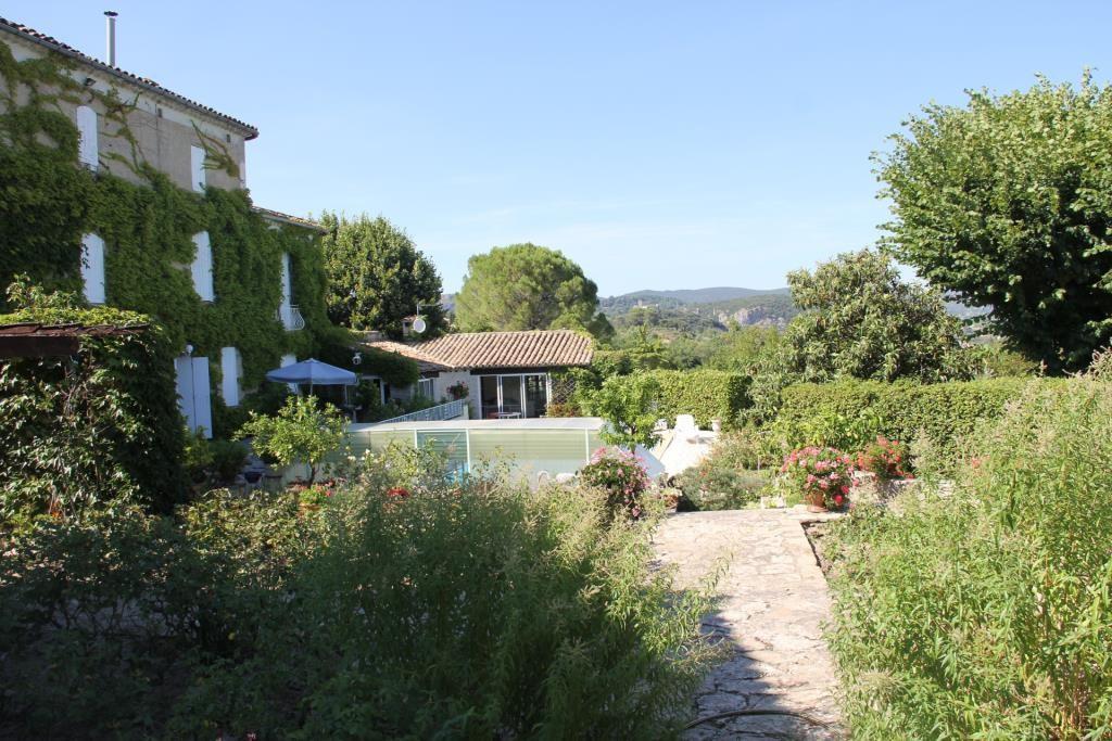 proprièté parc piscine Anduze Corinne Ponce Immobilier Nimes Gard (4)