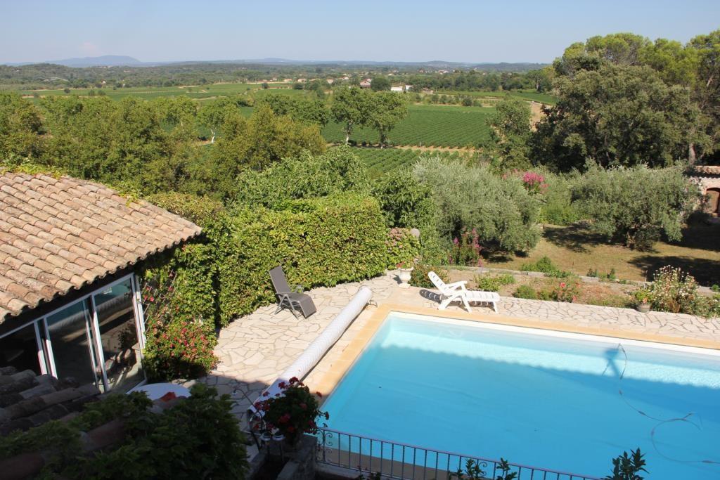 proprièté parc piscine Anduze Corinne Ponce Immobilier Nimes Gard (28)
