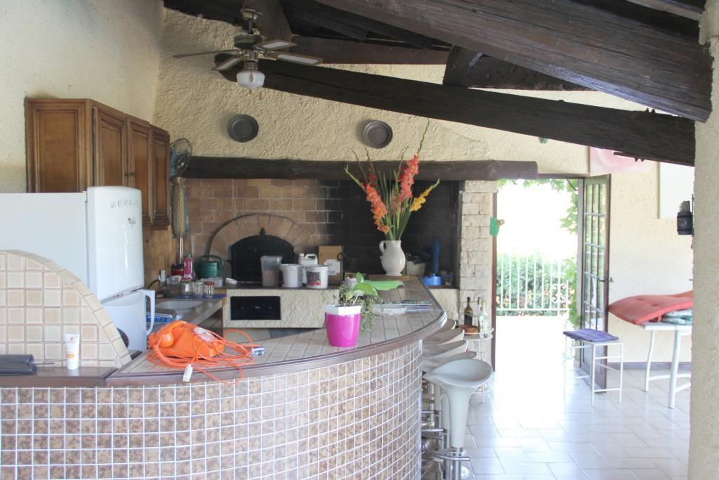 proprièté parc piscine Anduze Corinne Ponce Immobilier Nimes Gard (14)