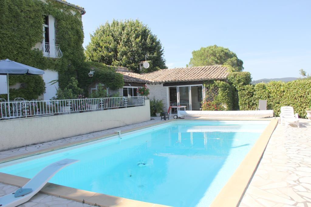 proprièté parc piscine Anduze Corinne Ponce Immobilier Nimes Gard (12)