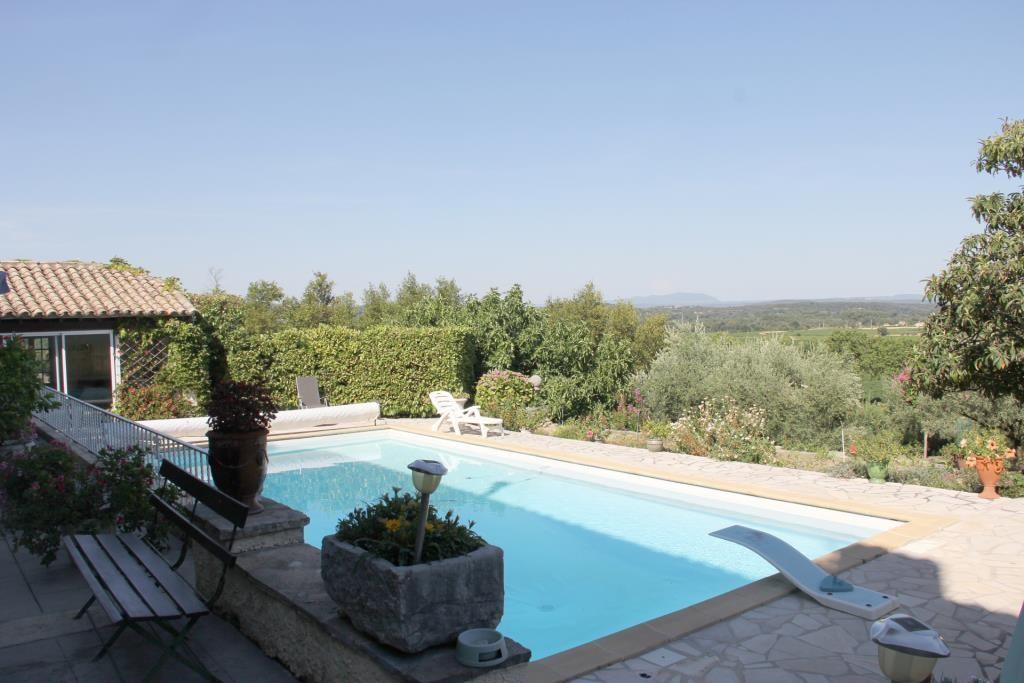 proprièté parc piscine Anduze Corinne Ponce Immobilier Nimes Gard (11)