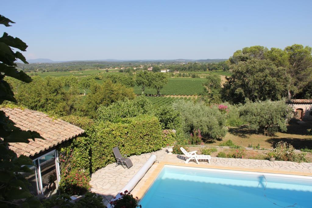 proprièté parc piscine Anduze Corinne Ponce Immobilier Nimes Gard (32)
