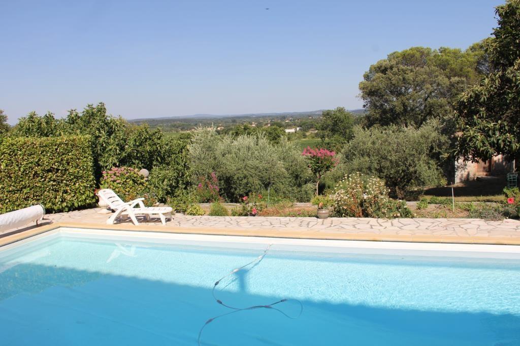 proprièté parc piscine Anduze Corinne Ponce Immobilier Nimes Gard (13)