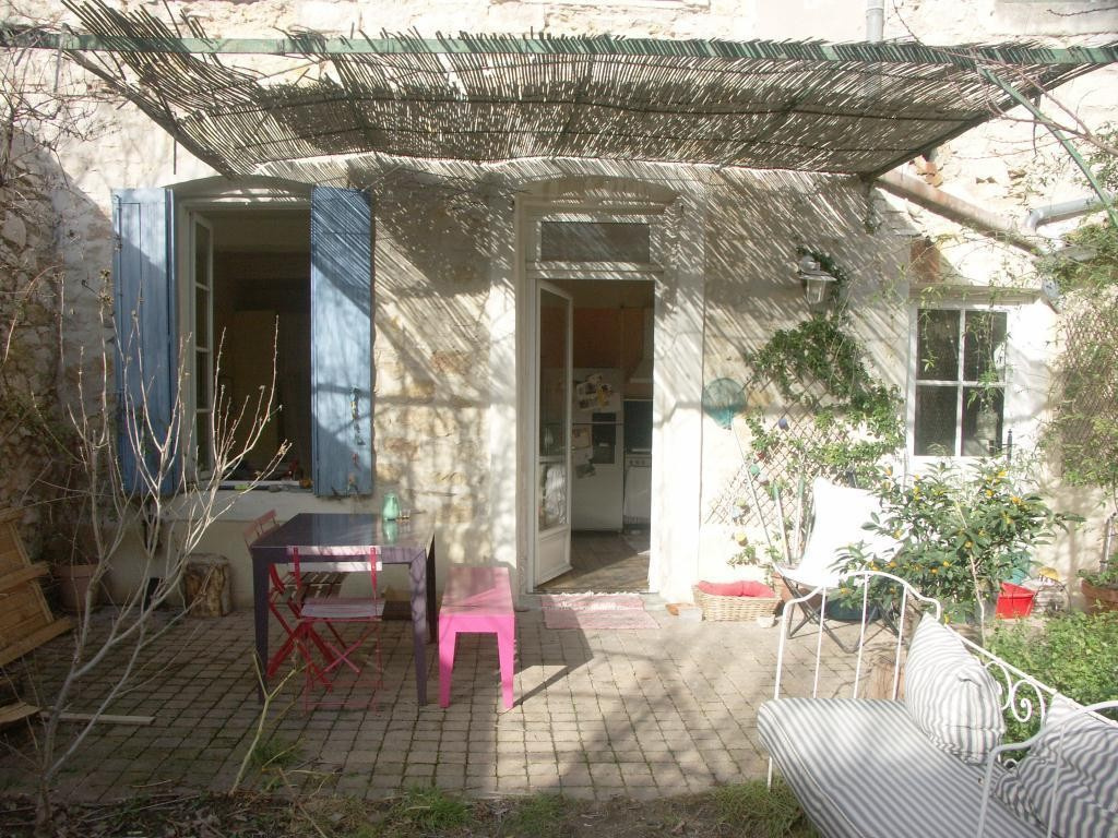vente maison de ville jardin nimes (1)