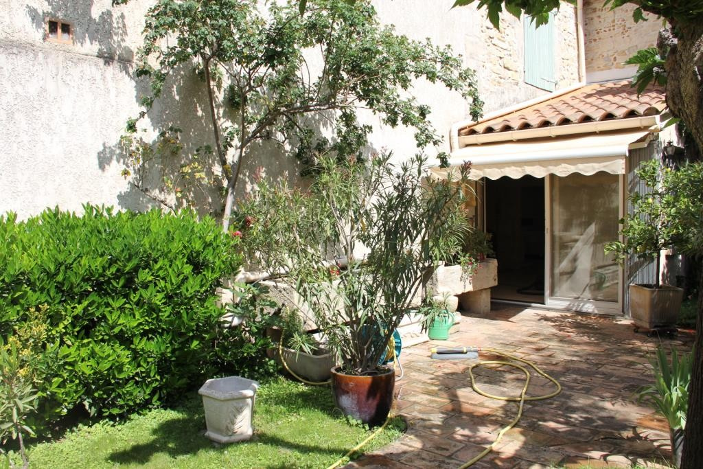 maison de village jardin corinne ponce immobilier nimes gard (34)