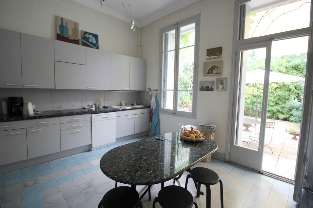vente à nimes maison de maitre agence immobiliere corinne ponce (31)