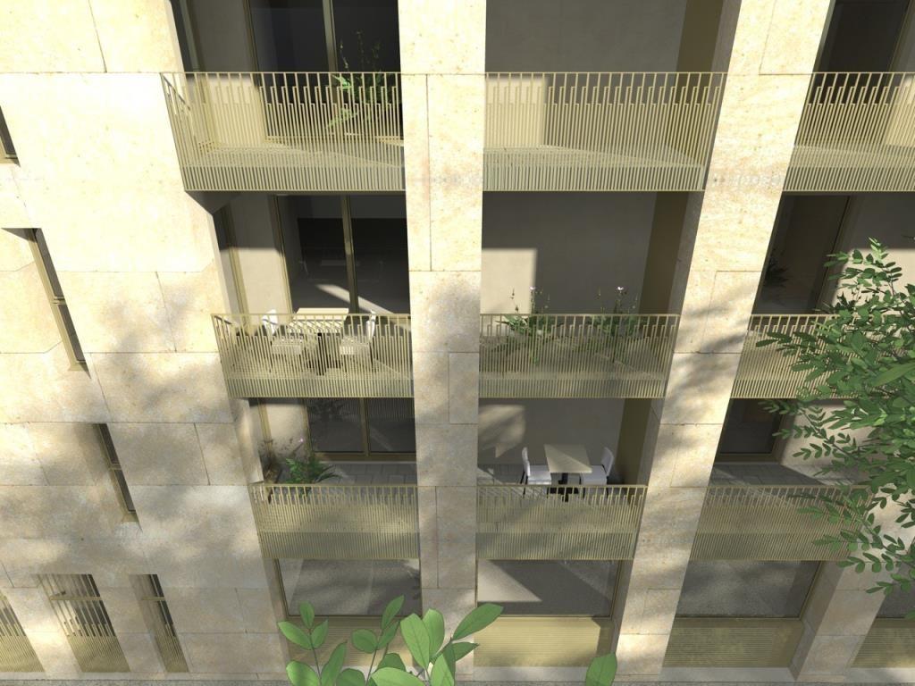 programme neuf avenue jean jaures Nimes appartement type 3 type 4 terrasse garage (2)