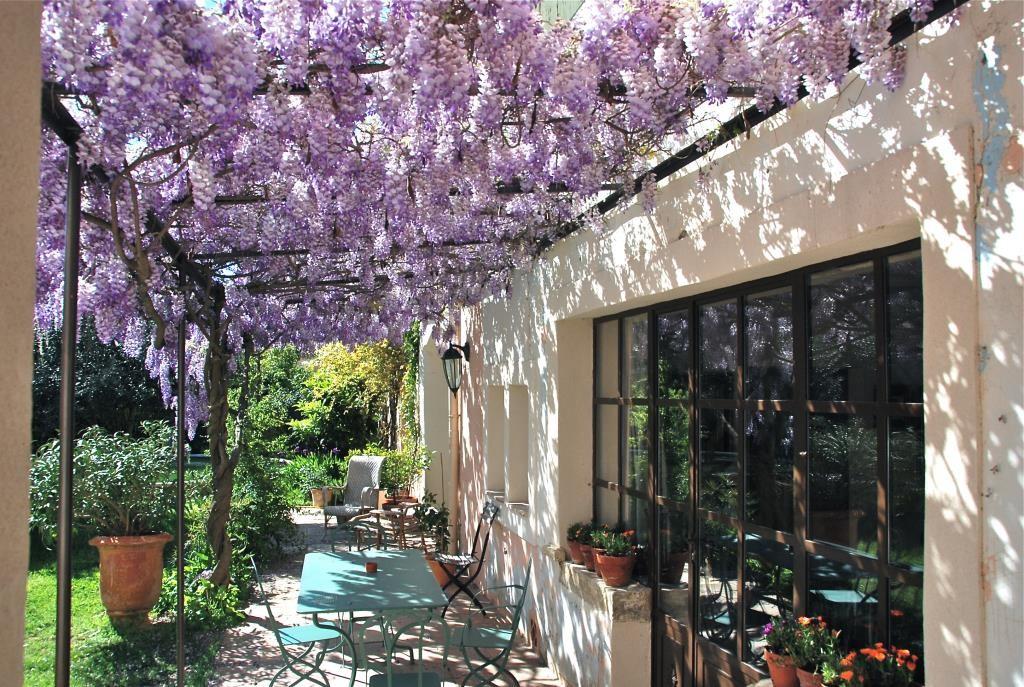 maison bourgroise jardin village Gard agence Corinne Ponce Nimes (17)