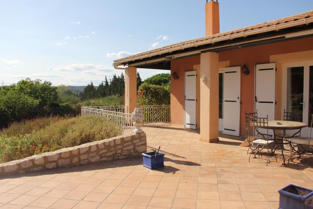 villa piscine Gard Vaucluse  (15)