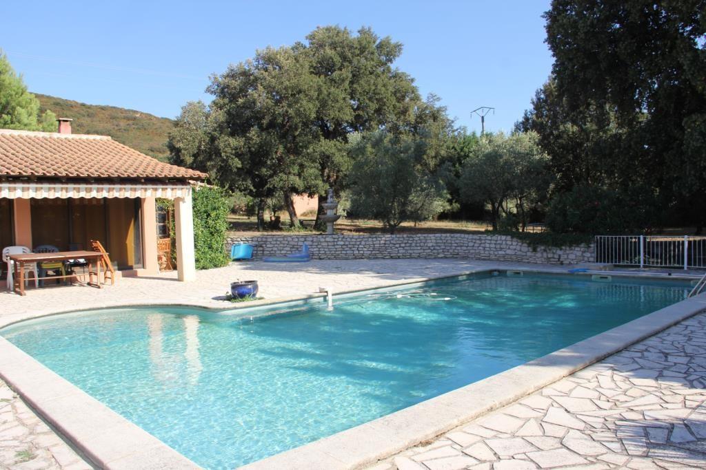 villa piscine Gard Vaucluse  (28)
