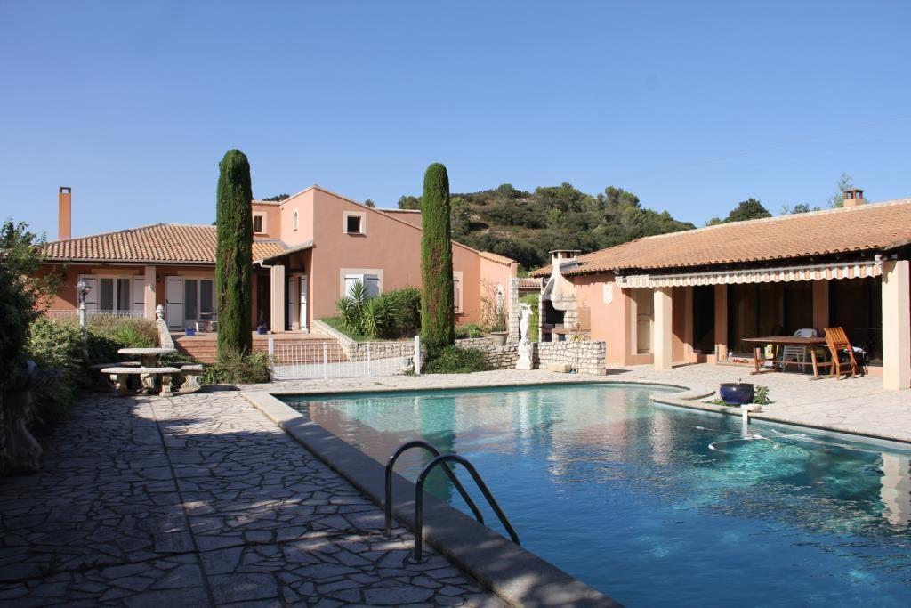 villa piscine Gard Vaucluse  (29)