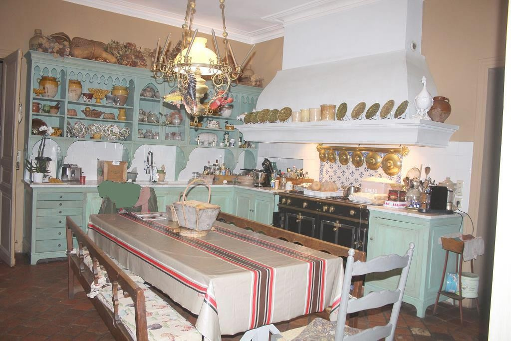 vente maison de maitre nimes agence immobiliere corinne ponce  (11)