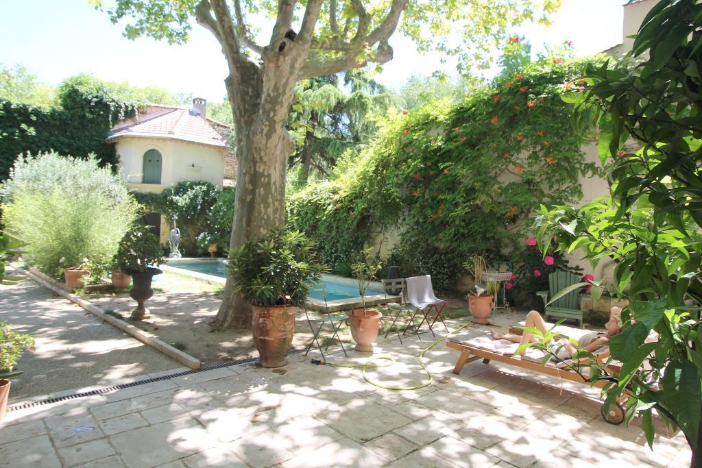 vente annonces maison de maitre Nimes agence immobiliere corinne ponce  (2)