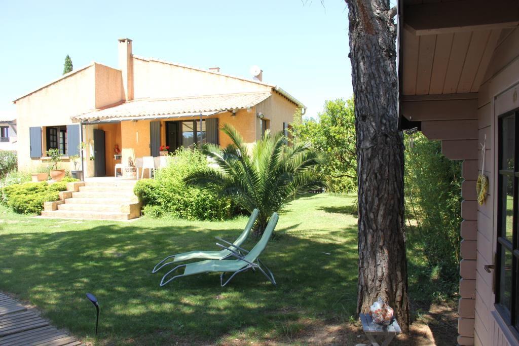 villa Caveirac avec appartement et piscine Corinne Ponce Immobilier Nimes Gard (2)