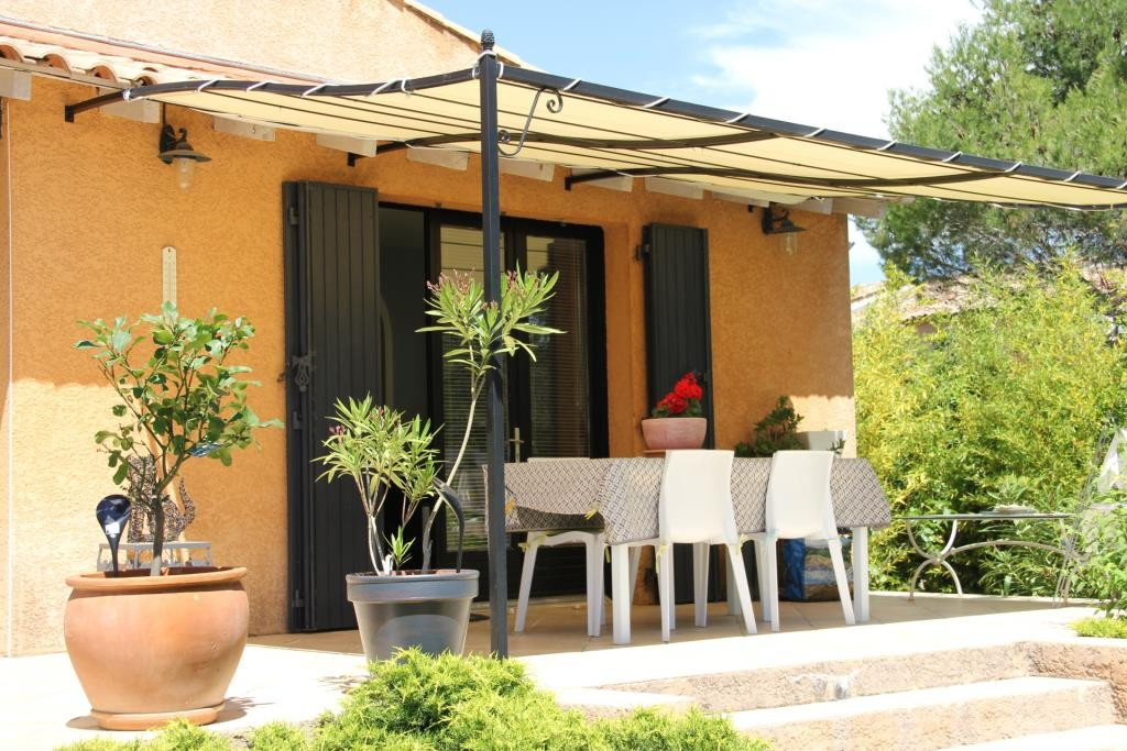 villa Caveirac avec appartement et piscine Corinne Ponce Immobilier Nimes Gard (34)