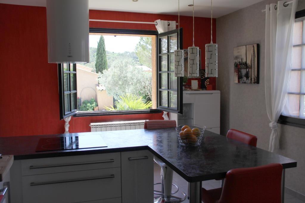 villa Caveirac avec appartement et piscine Corinne Ponce Immobilier Nimes Gard (10)