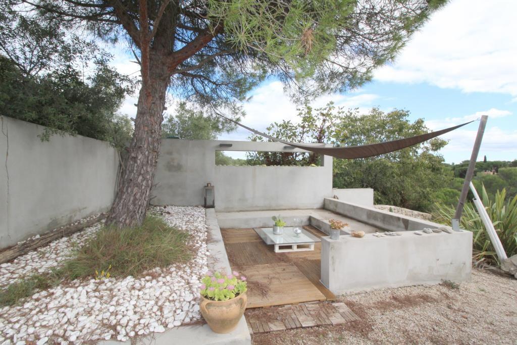 vente villa contemporaine Nimes agence immobiliere corinne ponce Nimes (32)